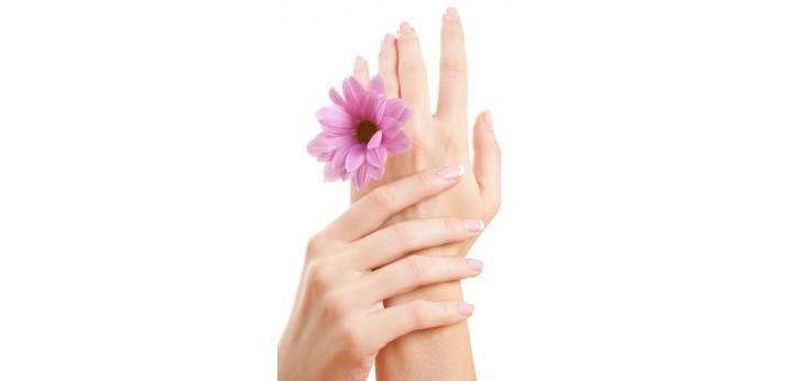 مراقبت دست و ناخن